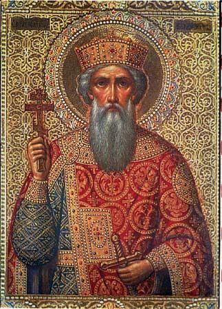Holy Equal-to-the-Apostles Great Prince Vladimir