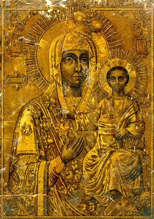 The Mozdok Icon of the Mother of God.