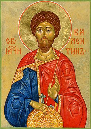 Martyrs  Pasicrates, Valentine  and Julius in Moesia (Bulgaria) (228).