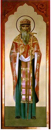 Venerable  Dionysius , archimandrite of St. Sergius' Lavra (1633).
