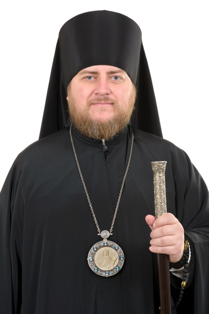 His Grace JOHN, Bishop of Naro-Fominsk, Administrator of the Patriarchal Parishes in the USA